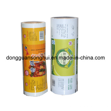 Film de sauce au soja à la qualité alimentaire / Film d'emballage de soja / Film liquide