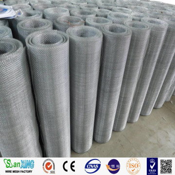 Anping Galvanized Square Woven Wire Mesh