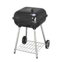 Barbecue carré au charbon de 22 po