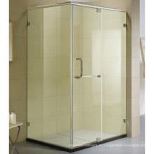 Ванна и душ Акро 48 дюймов прямоугольный душевой кабиной