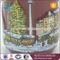 YScc0013-01 Árbol De Navidad Y Castillo Tazas De Navidad Patrón Por Mayor Para Los Niños