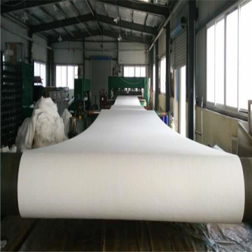 Nonwoven Corrugating Canvas mit Teflon