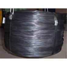 Alambre recocido negro del hierro Bwg20 para hacer clavos buen precio