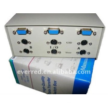 KVM 2Port Data Switch Box