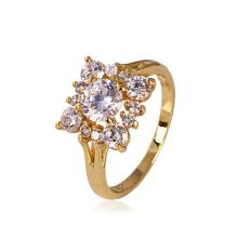 El anillo más nuevo de la joyería de la flor de la manera 2014
