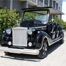 12 Seater Electric Sightseeing Car Classic Style Zhongyi Made Good Price