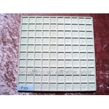 refractory ceramic slabs for mosaic heating