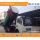 DONGFENG 4x2 6CBM hydraulic lifting garbage truck