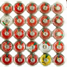 High quality 100 195 psi manometer pressure gauge