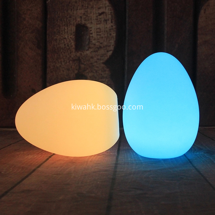 Mini 7Color Changing Led Lamp