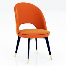 Krzesło restauracyjne Baxter Colette Replica
