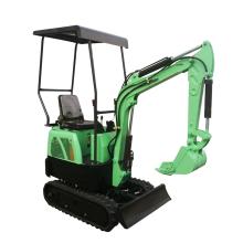 Ausrüstung mit hydraulischem Hammer Kleine Grabmaschine Minibagger Kleinster Harga China Minibagger