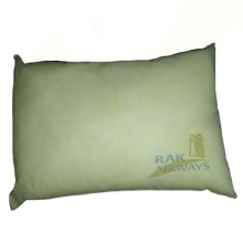 Non Woven Disposable Airline Hotel Throw Pillows
