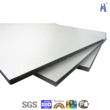 Large Outdoor Wall Decor PVDF Aluminum Claddings Composite Panel