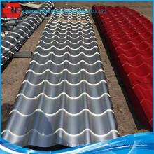Низкая цена Хорошее качество PPGI Цветная стальная катушка Алюминиевая катушка для кровельного листа