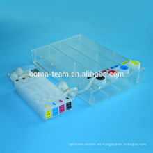 Tanque de tinta Ciss para cp hp 980 a granel para hp inkjet x555 x585 mejores productos de la impresora