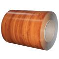 Holzmaserung PPGI Stahlspulen
