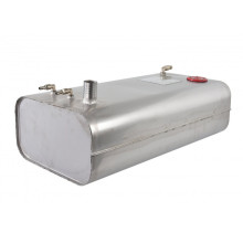 Stainless Steel Fuel Injection Gas Tank