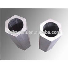 cold drawn hexagonal steel pipe price