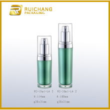 Cosmetic acrylic cream bottle