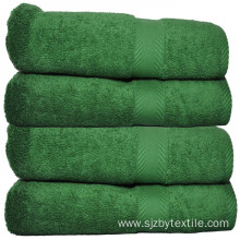 Cotton Bath Towel Set Hotel Luxury Towel