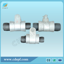 Good Quality for Thimble Clevis ADSS/OPGW Cable Preformed Suspension Clamp export to Morocco Wholesale
