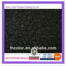 Black ice heavy texture powder coating