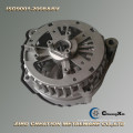 Technologie de coulée en métal Carter d'alternateur en aluminium