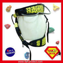 Leopard Styled Waist Harness For Rock Climbing