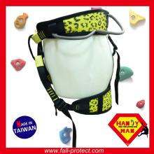 Leopard Styled Waist Harness For Rock Climbing