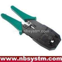 Crimpwerkzeug, verwendet für 8P8C, 6P6C, 4P4C