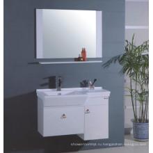 МДФ шкаф ванной комнаты набор туалетный столик (Б-304)