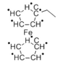 Ferrocene, ethyl-  CAS 1273-89-8