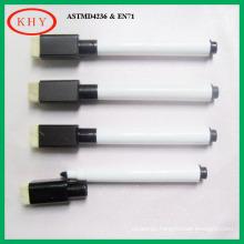 High quality whiteboard medium magnet and brush erasable marker