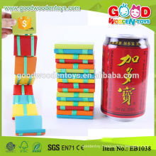 16pcs Children DIY Gift China Classic Toy Kids Wooden Toys