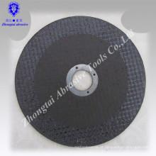 Tipo europeu tamanho cortado 125mm da roda do óxido de alumina