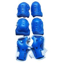 Engrenagem protetora das crianças do skate do rolo