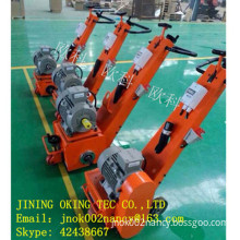 OK-200 Concrete gasoline scarifying machine/Road scarifying and milling machine