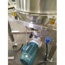 Alimentador de sinfín serie LS 2017, alimentadores centrífugos SS, secador de cinta GMP