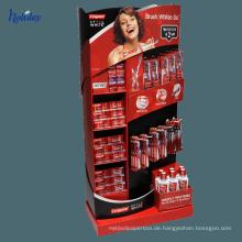 Recycling-Material vielseitiges Geschäft Einzelhandel Display Regale, Farbdruck Licht Spielzeug Shop Einzelhandel Regale