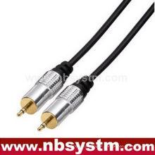 Tipo de montagem 3.5mm Stereo Plug to 3.5mm stereo plug