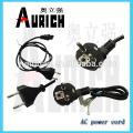 HI-Q PVC extensão cabos cabo de alimentação appliancecord