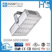 Luz habilitado RoHS do túnel do diodo emissor de luz 150W do CE 5 anos de garantia
