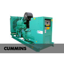 Industrial Soundproof Diesel Generator Genset