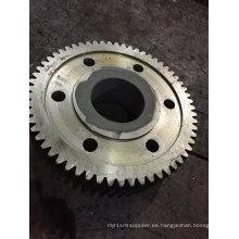 8620 Rueda de engranaje de gran diámetro para maquinaria de reducción