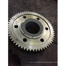 Roda de engrenagem do grande diâmetro 8620 para a maquinaria de redução