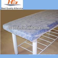 Cheap capa de cama de massagem descartável