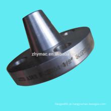 Flange WN aço inoxidável ASME b 16.5