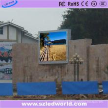 Pantalla de video LED de pantalla exterior fija P6 a todo color