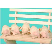 Mini brinquedos de ovelhas